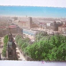 Postales: BONITA POSTAL DE BILBAO 90, VISTA PARCIAL (AÑOS 50). Lote 23208470