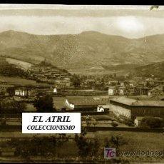 Postales: AZCOITIA (GUIPUZCOA) - CLICHE 01. Lote 5262225