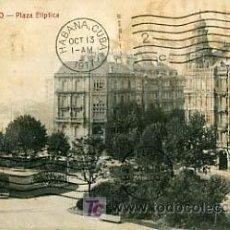 Postales: BILBAO, VIZCAYA, PLAZA ELIPTICA, P14047. Lote 8805450