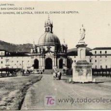 Postales: SAN IGNACIO DE LOYOLA, GUIPUZCOA, VISTA GENERAL DE LOYOLA, P14877. Lote 5361648
