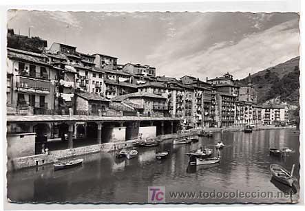 VIZCAYA. ONDARROA. VISTA PARCIAL. EDICIONES MAITE. CIRCULADA (Postales - España - País Vasco Moderna (desde 1940))