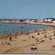 Cartes Postales: BILBAO. GUECHO. GETXO. PLAYA DE LAS ARENAS. FOT A. CAMPAÑA Y J PUIG FERRAN. AÑO 1958. Lote 5597872