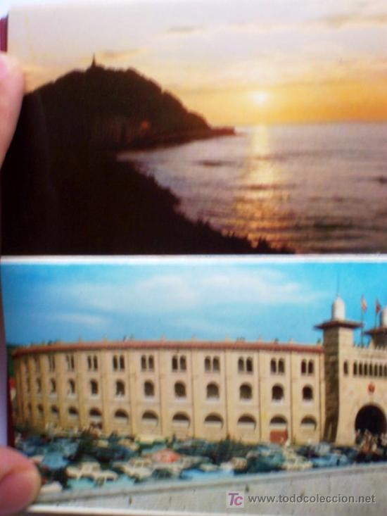 Postales: PRECIOSA CARTERITA RECUERDO CON 24 FOTOGRAFIAS DE SAN SEBASTIAN AÑOS 60 - Foto 6 - 25996704