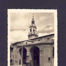 Postales: POSTAL DE VITORIA (ALAVA): IGLESIA DE SAN MIGUEL (ED.ARRIBAS NUM.63). Lote 6086825