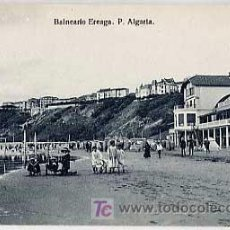 Postcards - BILBAO. BALNEARIO EREAGA. P. ALGORTA. L.G. SIN CIRCULAR - 6127464