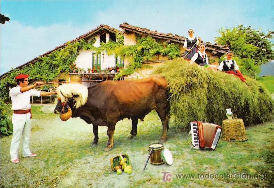 Caser o t pico vasco comprar postales del pa s vasco en - Caserios pais vasco ...