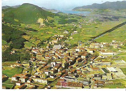 26 GERNICA ( VIZCAYA) *** VISTA AEREA ** OYARZABAL MATEO (Postales - España - País Vasco Moderna (desde 1940))