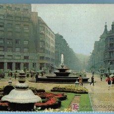 Postales: PLAZA DE FEDERICO MOYUA. BILBAO. Lote 7331390