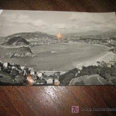 Postales: SAN SEBASTIAN VISTA GENERAL DESDE IGUELDO . Lote 7422883