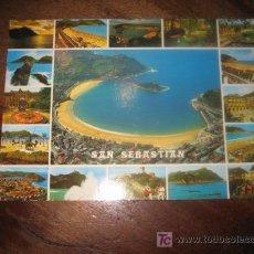 Postales: SAN SEBASTIAN . Lote 7459182