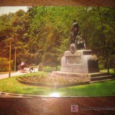 Postales: VITORIA PARQUE LA FLORIDA MONUMENTO A D. EDUARDO DATO. Lote 7459248