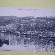 Postkarten - BILBAO - DETALLE DE LA RIA - 7816233