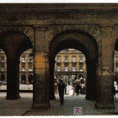 Postales: VITORIA. PLAZA DEL AYUNTAMIENTO. EDITORIAL FARDI(BARCELONA). Lote 7829270
