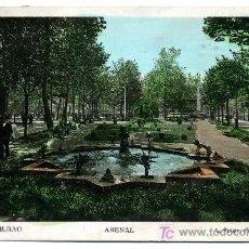 Postales: BILBAO - EL ARENAL Nº 54 - L.ROISIN FOT. BARCELONA- FRANQUEADA Y ESCRITA 1931 (VER FOTO). Lote 27525908