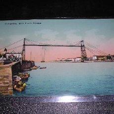 Postales: PORTUGALETE. GRAN PUENTE VIZCAYA- L.G. BILBAO -14X9 CM. -. Lote 7954837