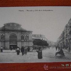 Postkarten - VITORIA - MERCADO Y CALLE DE LA INDEPENDENCIA - 7987391