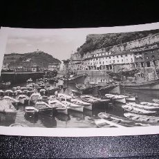Postales: 1.SAN SEBASTIAN . PUERTO DE PESCADORES-EDC. C. C.-15X10,5 CM. .. Lote 8012871