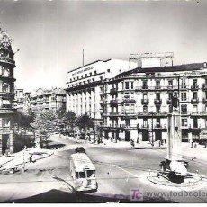 Postales: BILBAO *** PLAZA DE ESPAÑA *** FISA , CIRCULADA 1959 . Lote 14122219
