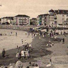 Cartes Postales: BILBAO - LA PLAYA DE LAS ARENAS. Lote 9067015
