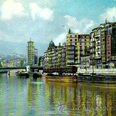 Postales: BILBAO / MUELLE DE RIPA. Lote 9278882