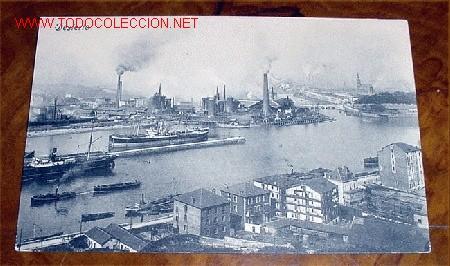 ANTIGUA POSTAL DE ERANDIO (BILBAO) - DESIERTO - SIN CIRCULAR (Postales - España - Pais Vasco Antigua (hasta 1939))