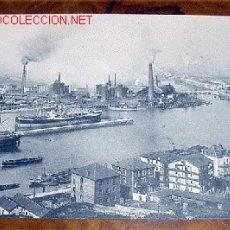 Postales: ANTIGUA POSTAL DE ERANDIO (BILBAO) - DESIERTO - SIN CIRCULAR. Lote 12057686