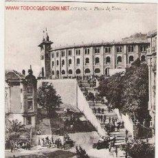 Postales: SAN SEBASTIAN - PLAZA DE TOROS. Lote 4650878