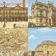 Postales: 4 LÁMINAS DE VITORIA. AÑOS 70.. Lote 22730131