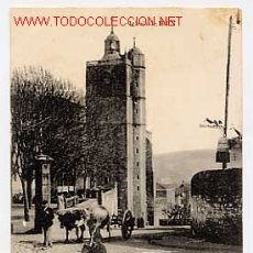 Postales: IRUN. IGLESIA. GUIPUZCOA. E.J.G. REVERSO SIN DIVIDIR. CIRCULADA. Lote 17077322