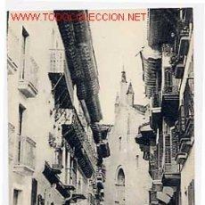 Postales: FUENTERRABIA. CALLE MAYOR. M.D. PHOTOTYPIE MARCEL DELBOY, Nº 152. SIN CIRCULAR. Lote 14980458