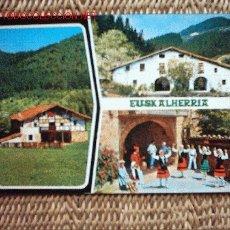 Postales: 211 - EUSKALHERRIA. EXCLUSIVAS SAN CAYETANO - BILBAO. Lote 2950814