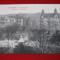 Postales: BILBAO, PLAZA ELIPTICA, ( VIZCAYA ) TP179 . Lote 1328261