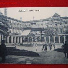 Postales: BILBAO, PLAZA NUEVA, ( VIZCAYA ) TP339 . Lote 1386791