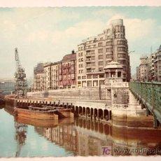 Postales: BILBAO - MUELLE DE RIPA. Lote 10221961