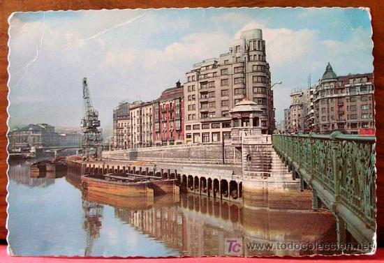 Postales: BILBAO - MUELLE DE RIPA - Foto 2 - 10221961