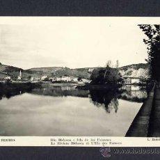 Postales: POSTAL DE BEHOBIA (GUIPUZCOA): RIO BIDASOA E ISLA DE LOS FAISANES (ED.ROISIN NUM.209). Lote 10349522