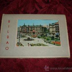 Postales: BLOCK DE 10 POSTALES DE BILBAO,EDICIONES GARCIA GARRABELLA -ZARAGOZA. Lote 10400449