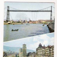 Postales: POSTAL DE BILBAO , NUM 48 . VISTAS DE LA RIA . EDIC GARCIA GARRABELLA . SIN CIRCULAR .. Lote 10586028