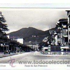 Postales: GUIPUZCOA. TOLOSA. ED. ARRIBAS. Nº 25. PASEO DE SAN FRANCISCO.. Lote 14830431