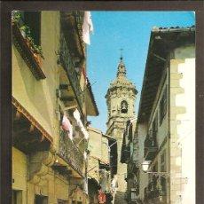 Postales: 25 - FUENTERRABIA - CALLE DE LAS TIENDAS - MANIPEL. Lote 11720249