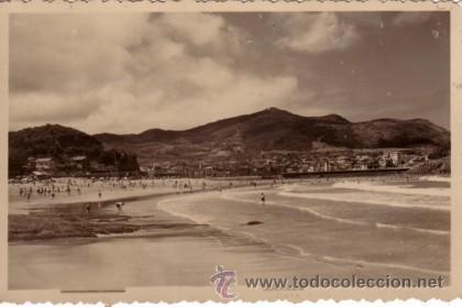 Nº 1670 POSTAL BERMEO VIZCAYA PAIS VASCO (Postales - España - País Vasco Moderna (desde 1940))