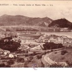 Postales: Nº 2863 POSTAL SAN SEBASTIAN PLAZA DE TOROS. Lote 26610462