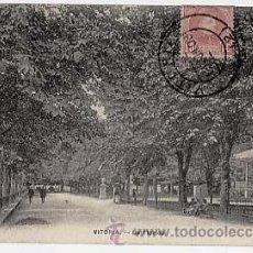 Postales: VITORIA. LA FLORIDA. ED. E.J.G. CIRCULADA. Lote 12244043