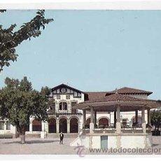 Cartes Postales: VIZCAYA. PLENCIA. PLAZA DEL ASTILLERO. ED. ALARDE Nº 53. CIRCULADA EN 1965. Lote 12349080