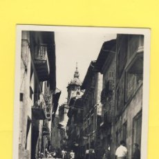 Postales: GUIPUZCUA- FUENTERRABIA -CALLE MAYOR -MANIPEL-P -0581. Lote 18874240