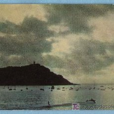 Postales: BAHIA DE LA CONCHA. SAN SEBASTIAN (HELIOTIPIA ARTISTICA ESPAÑOLA Nº10 - 1960). Lote 12681065