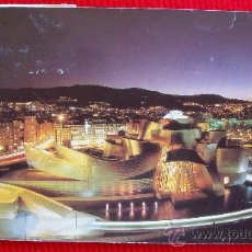 Postales: BILBAO - GUGGENHEIM. Lote 12848836