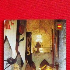 Postales: FUENTERRABIA - PARADOR NACIONAL . Lote 12854681
