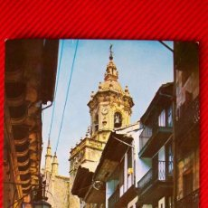 Postales: FUENTERRABIA - CALLE MAYOR. Lote 12855311