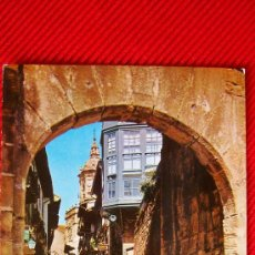 Postales: FUENTERRABIA - CALLE MAYOR. Lote 12855326